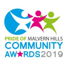 Awards nomination for Malvern Welcomes