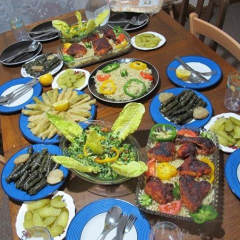 A Syrian Feast