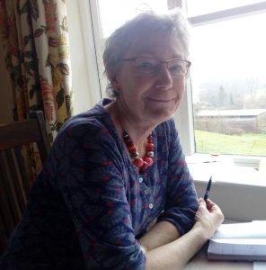 Sue Wolfendale